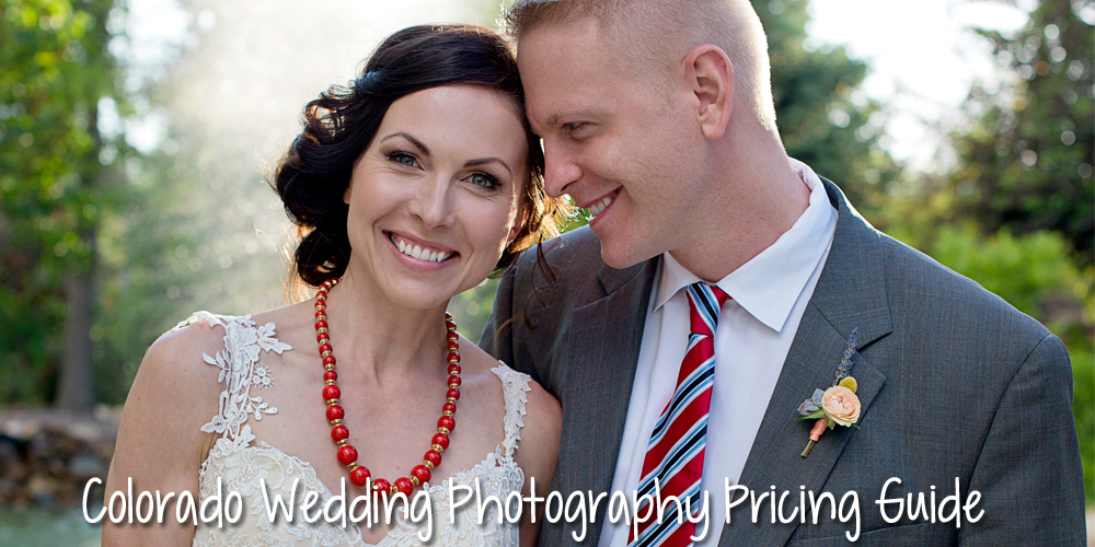 Colorado Wedding Photography Pricing Guide by Rayna McGinnis