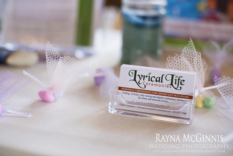Lyrical Life Ceremonies - Evergreen Lake House Bridal Show