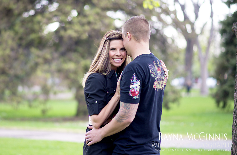 Denver City Park Engagement Photography - Jennifer and Kevin