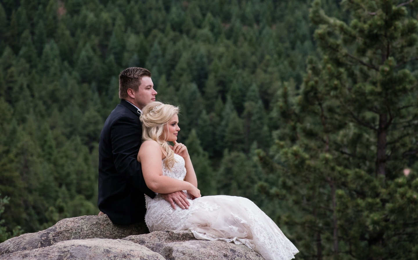 adventure elopement photographer - colorado elopement photography