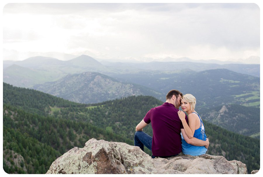 Boulder Engagement Photography- Ashley and Kevin