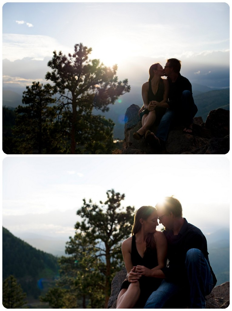 Lookout Mountain Engagement Pictures by Rayna McGinnis