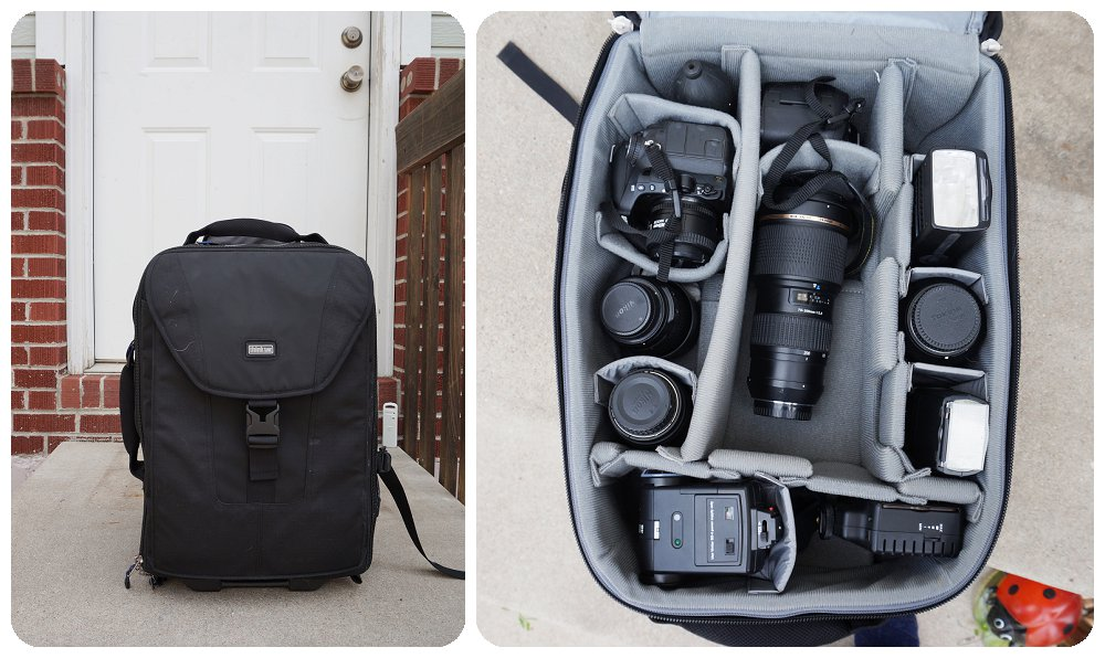 Thinktank Airport TakeOff Rolling Camera bag (1)