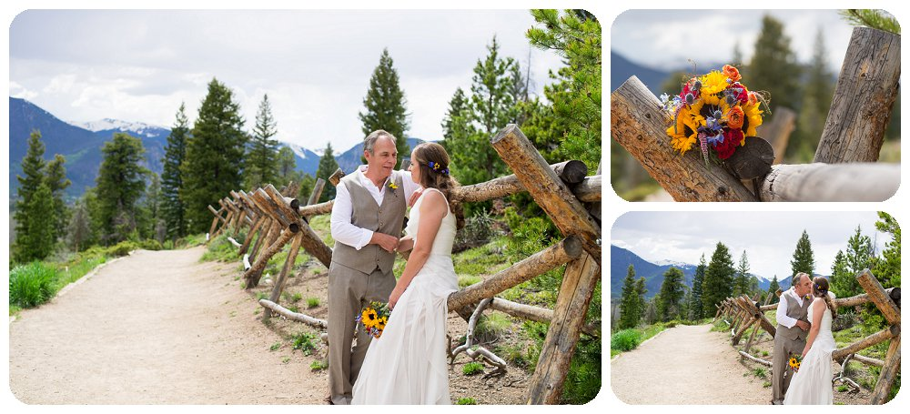 Sapphire Point Wedding Photography by Rocky Mountain Wedding Photographer, Rayna McGinnis