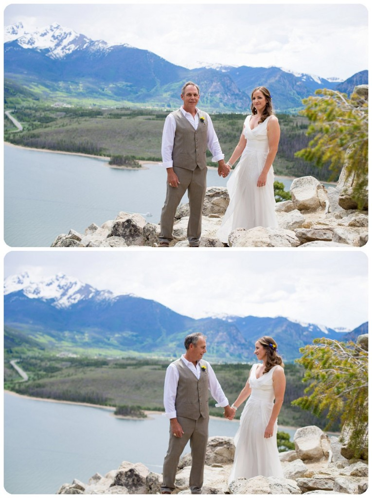 Rocky Mountain Wedding Photographer - Rayna McGinnis at Sapphire Point