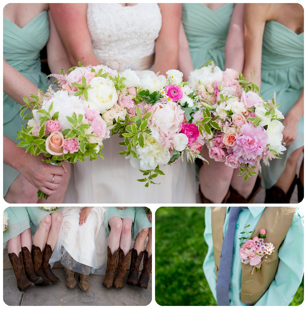 Bridesmaid Details at Meghan and Dane's Wedding by Rayna McGinnis Photography
