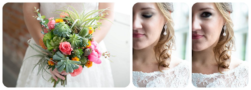 Wedding Photography at Blanc Denver in Colorado by Rayna McGinnis