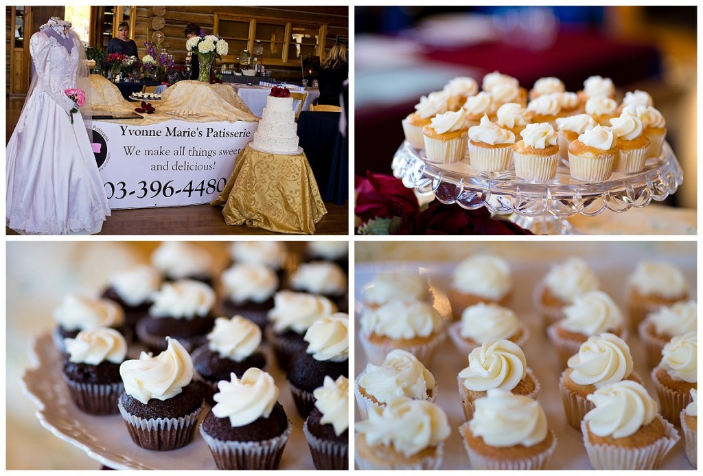 Yvonne Maries Patisserie at the Evergreen Lake House Wedding Show