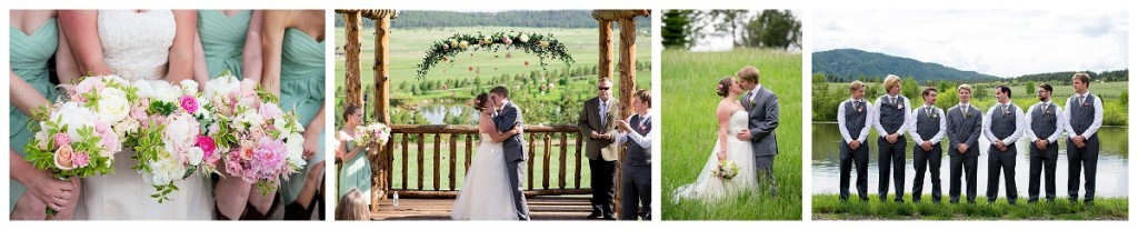 Colorado Wedding Venues Spruce mountain Ranch in Larkspur, Colorado