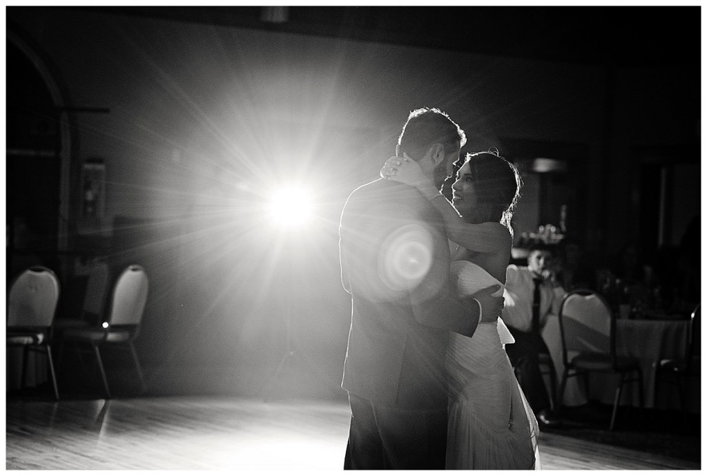Brittany Hill Wedding Photography - First Dance