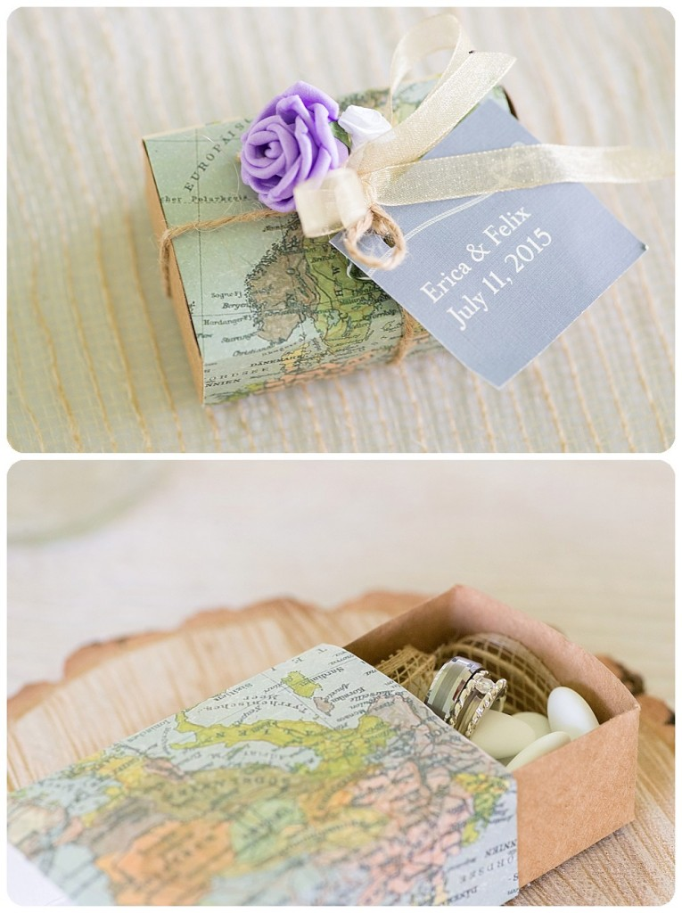Wedding Favors - New River Gorge Wedding Photography