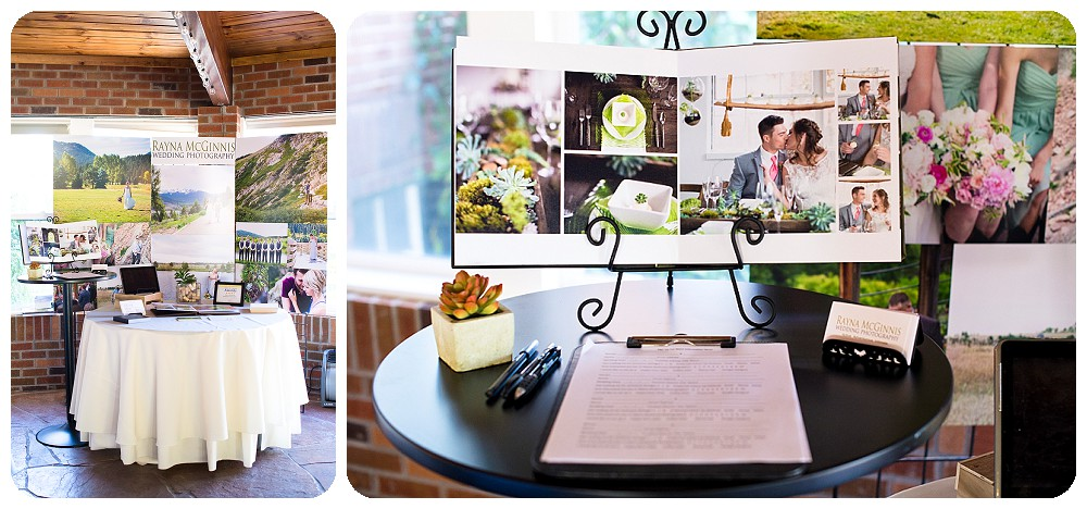 Rayna McGinnis Photography at the Lionsgate Wedding Showcase