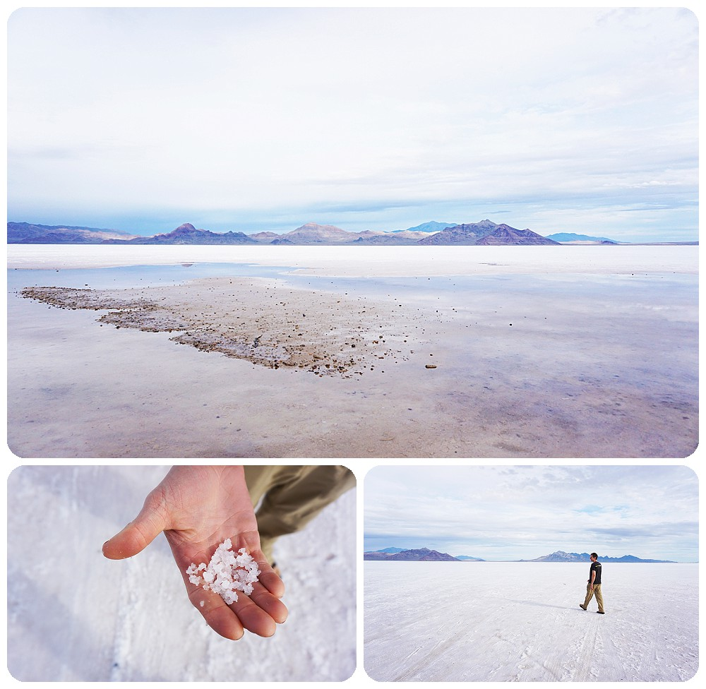 The Bonneville Salt Flats - SLC Photographer