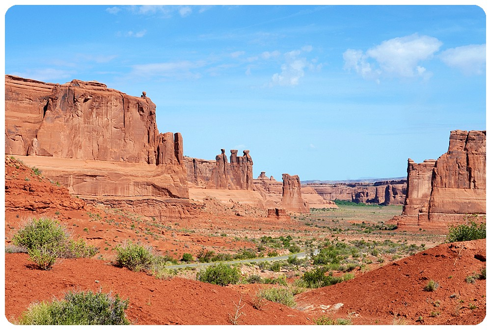 4 honeymoons for under $1500 - Arches National park