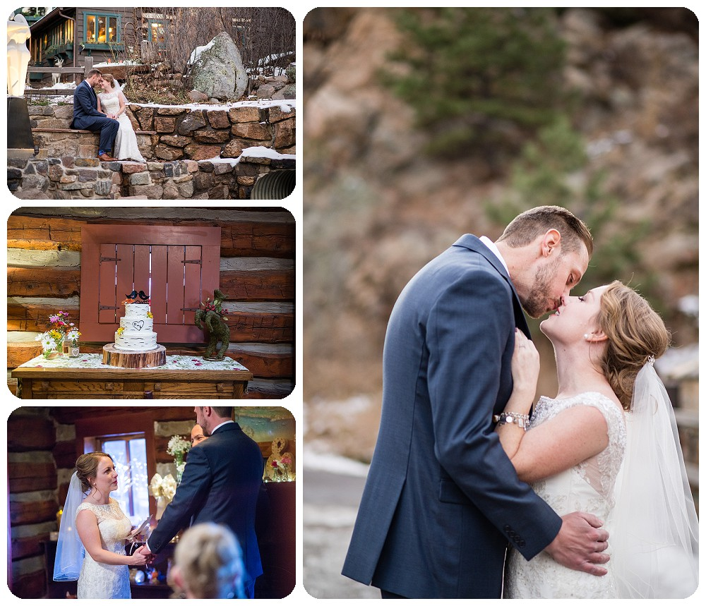 Colorado Wedding Photography at Highland Haven