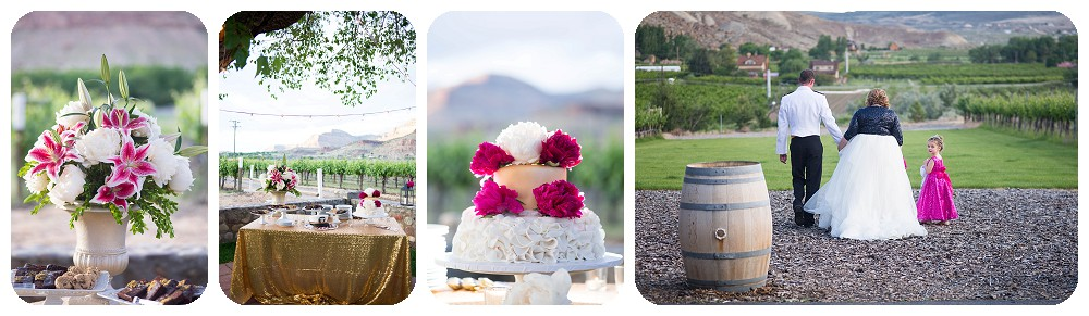 Amy + Tom, Canyon Wind Winery, Palisade