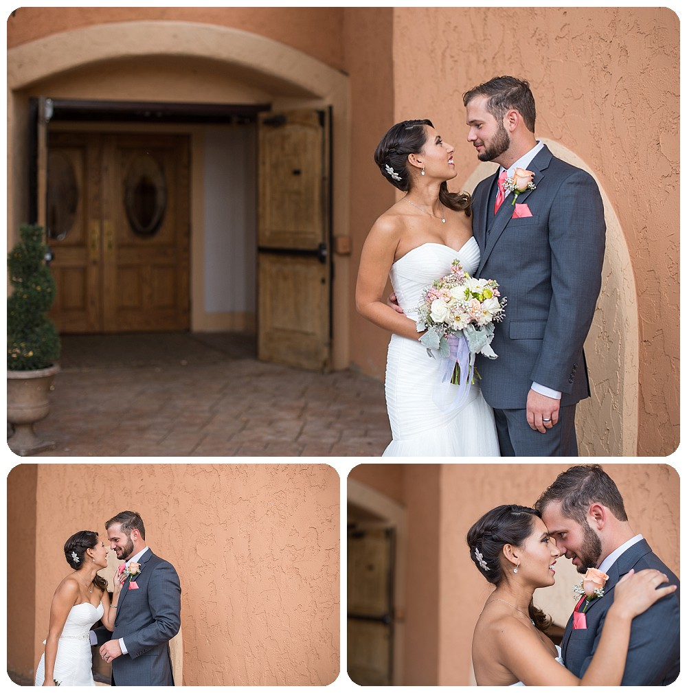 Brittany Hill Wedding - Couples Photos