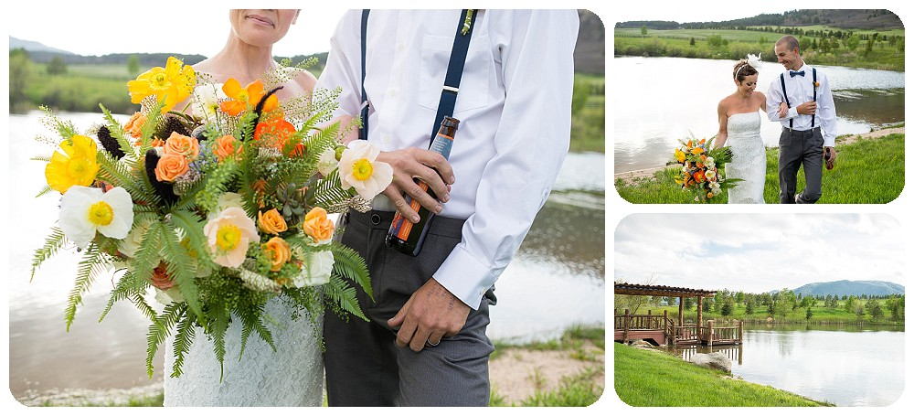 Stand Up Paddle Board Elopement