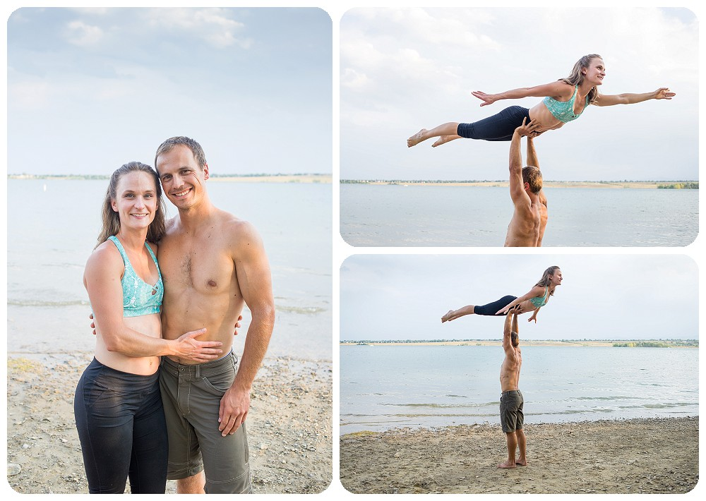 Acro Yoga Engagement Session - Denver Engagement Photography (11)