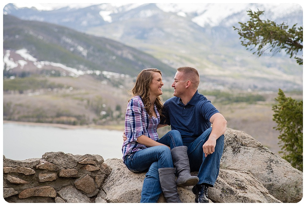 Sapphire Point Engagement Photos