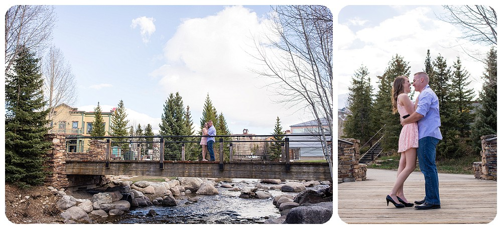 Breckenridge Engagement Session