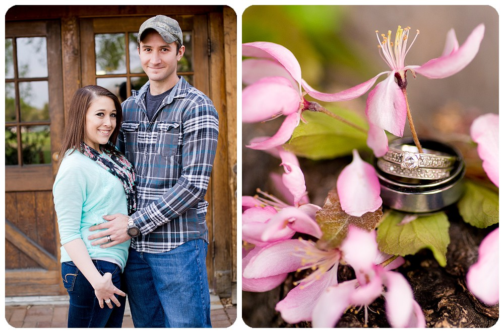 lakewood heritage center engagement session