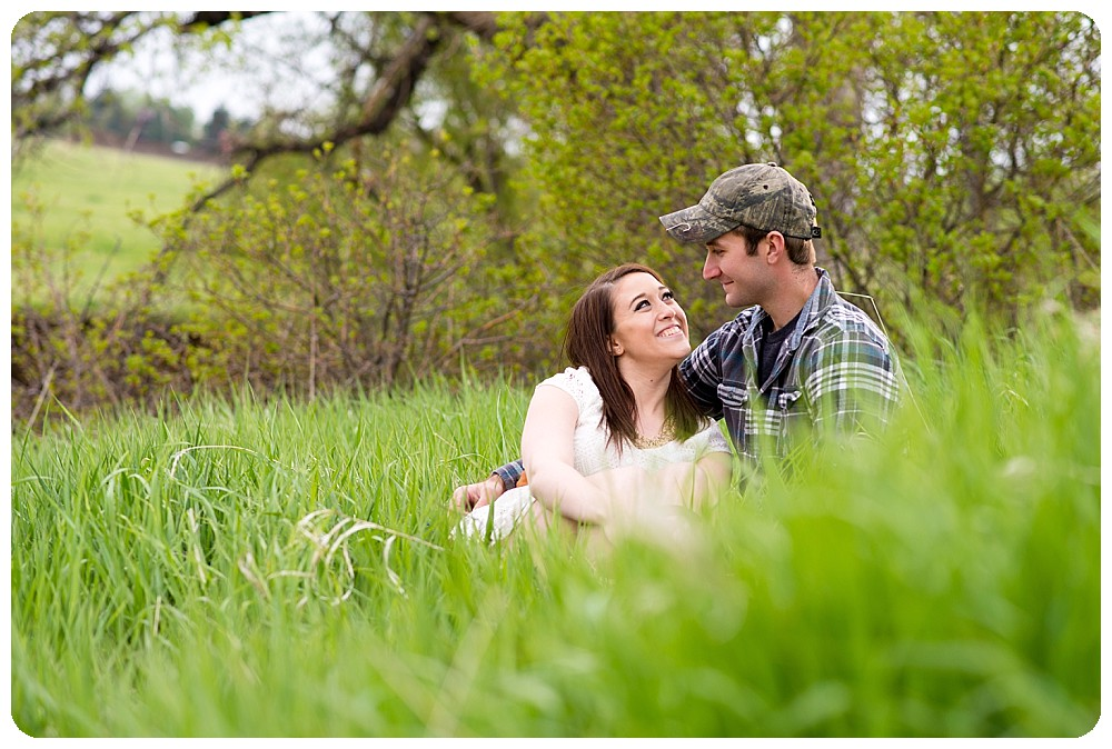 Belmar Park Engagement Session