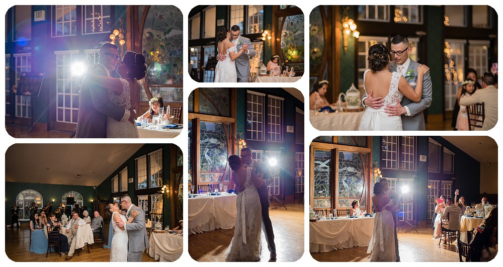 First dance at the Lionsgate Gatehouse
