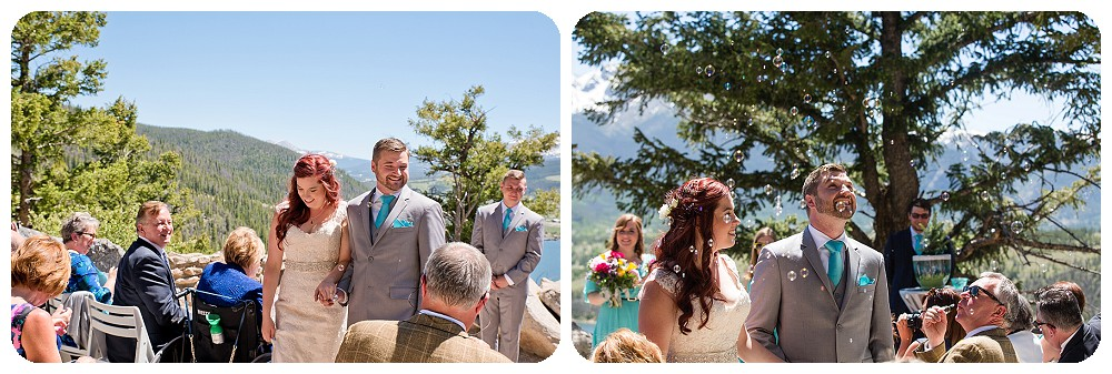 Wedding ceremony at sapphire point by Sapphire Point Wedding Photographer, rayna mcginnis