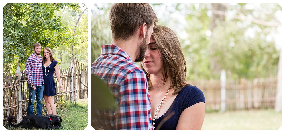 Lone Hawk Farm Engagement Pictures
