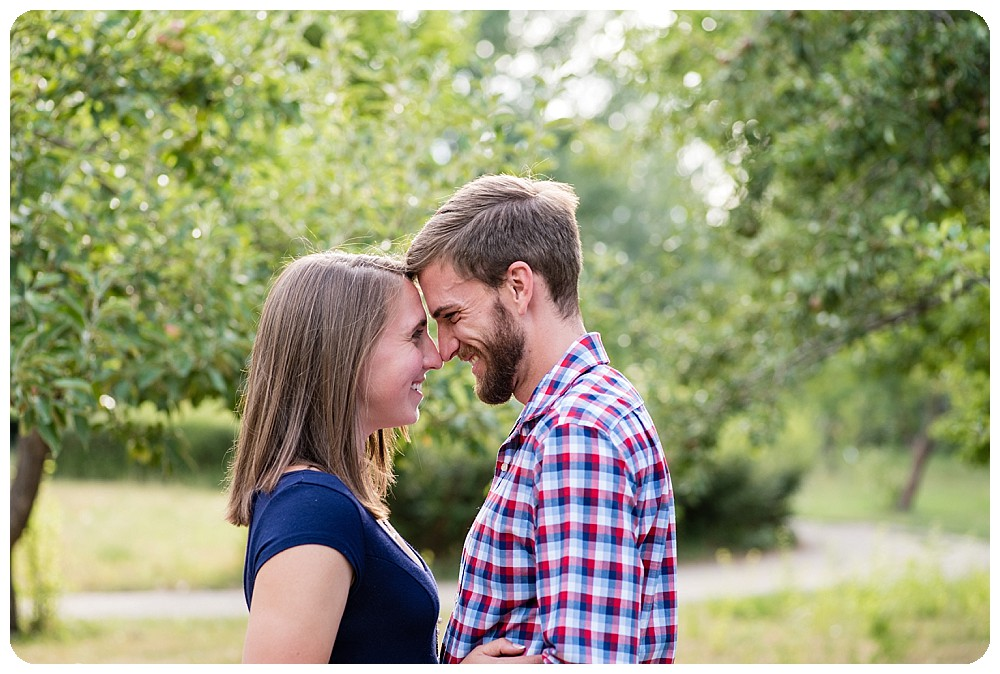 Lone Hawk Farm Engagement Photography by Rayna McGinnis