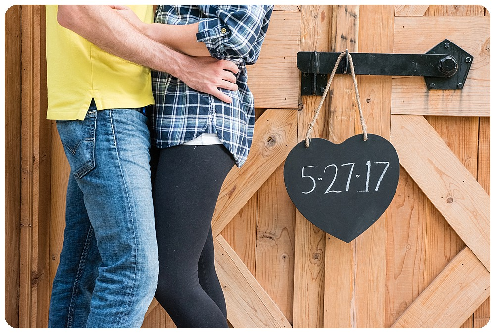 Save the Date at Lone Hawk Farm
