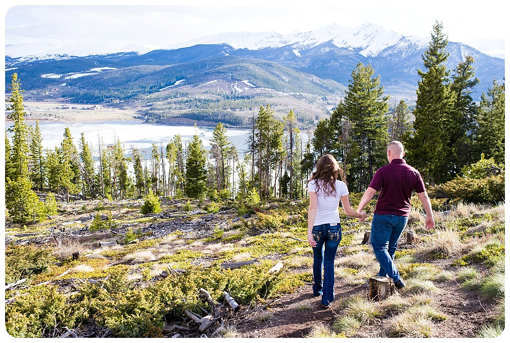 Denver Engagement Pictures at Sapphire Point