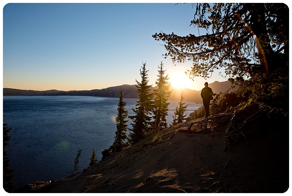 Destination Wedding Photographer at Crater Lake National Park