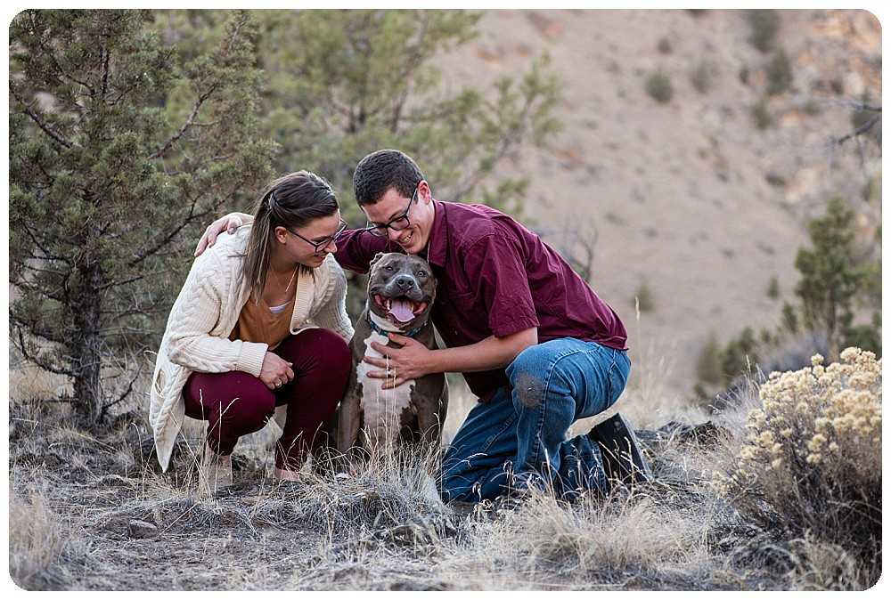 Oregon Wedding photography at Smith Rock