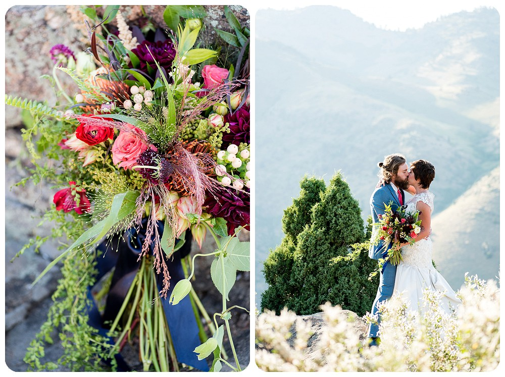 Lookout Mountain Elopement Photography by Rayna McGinnis