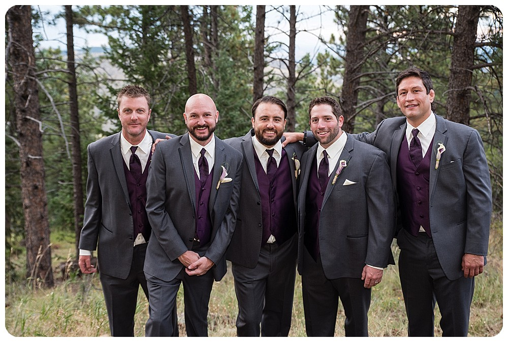 Mount Vernon Country Club Wedding Groomsmen