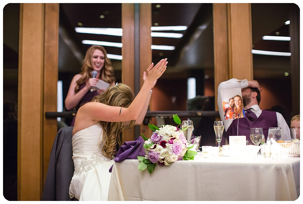 Mount Vernon Country Club Wedding Toasts