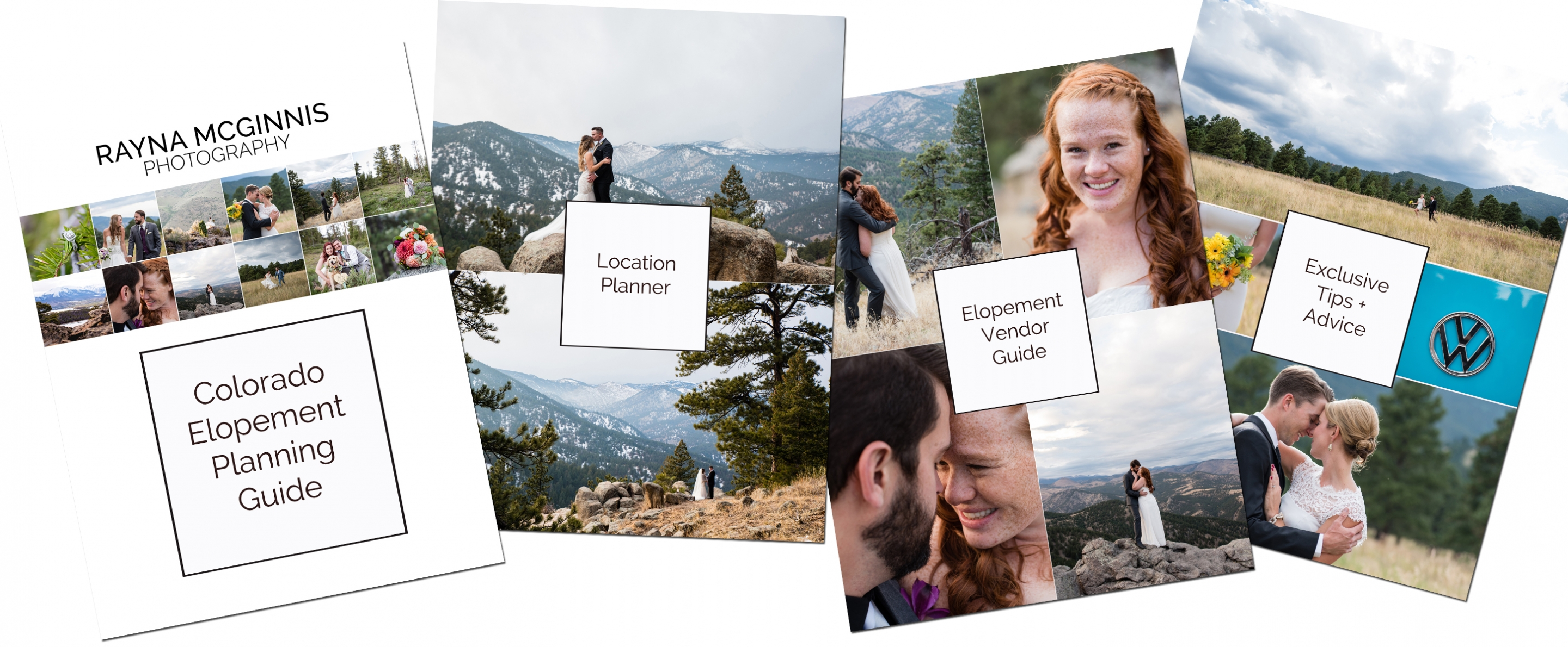 colorado elopement planning guide banner