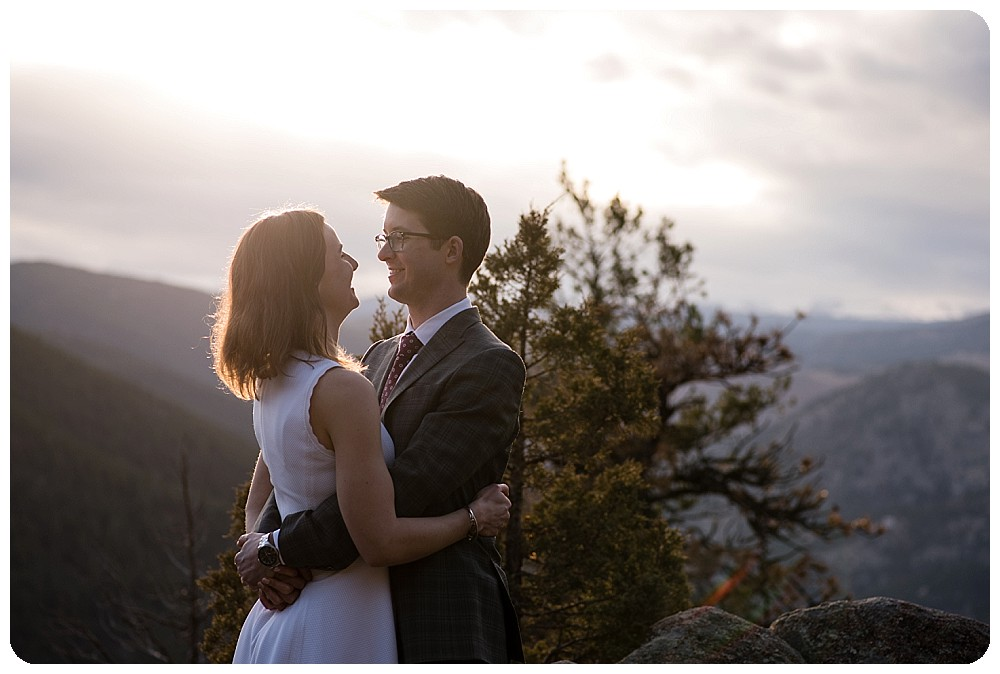 Boulder Colorado Elopement