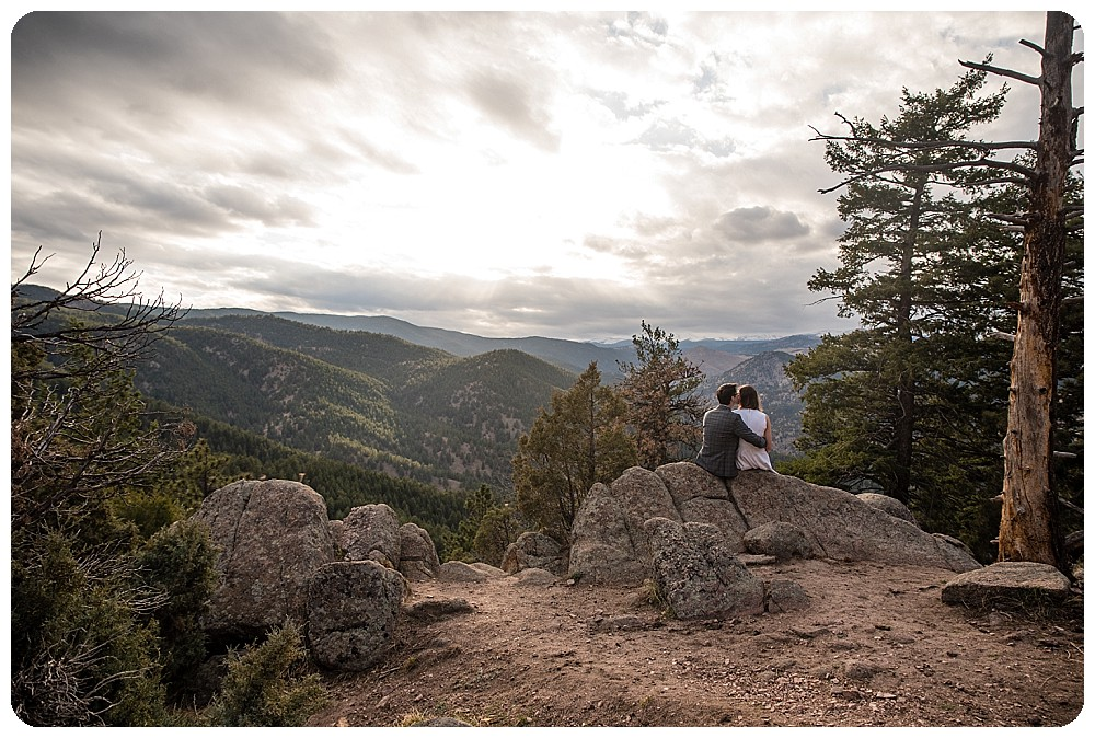 Boulder Colorado Elopement Photography