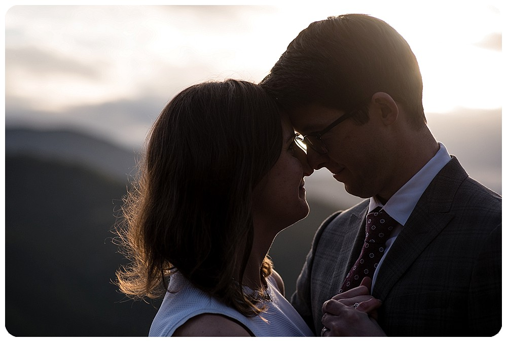Boulder Colorado Elopement by Rayna