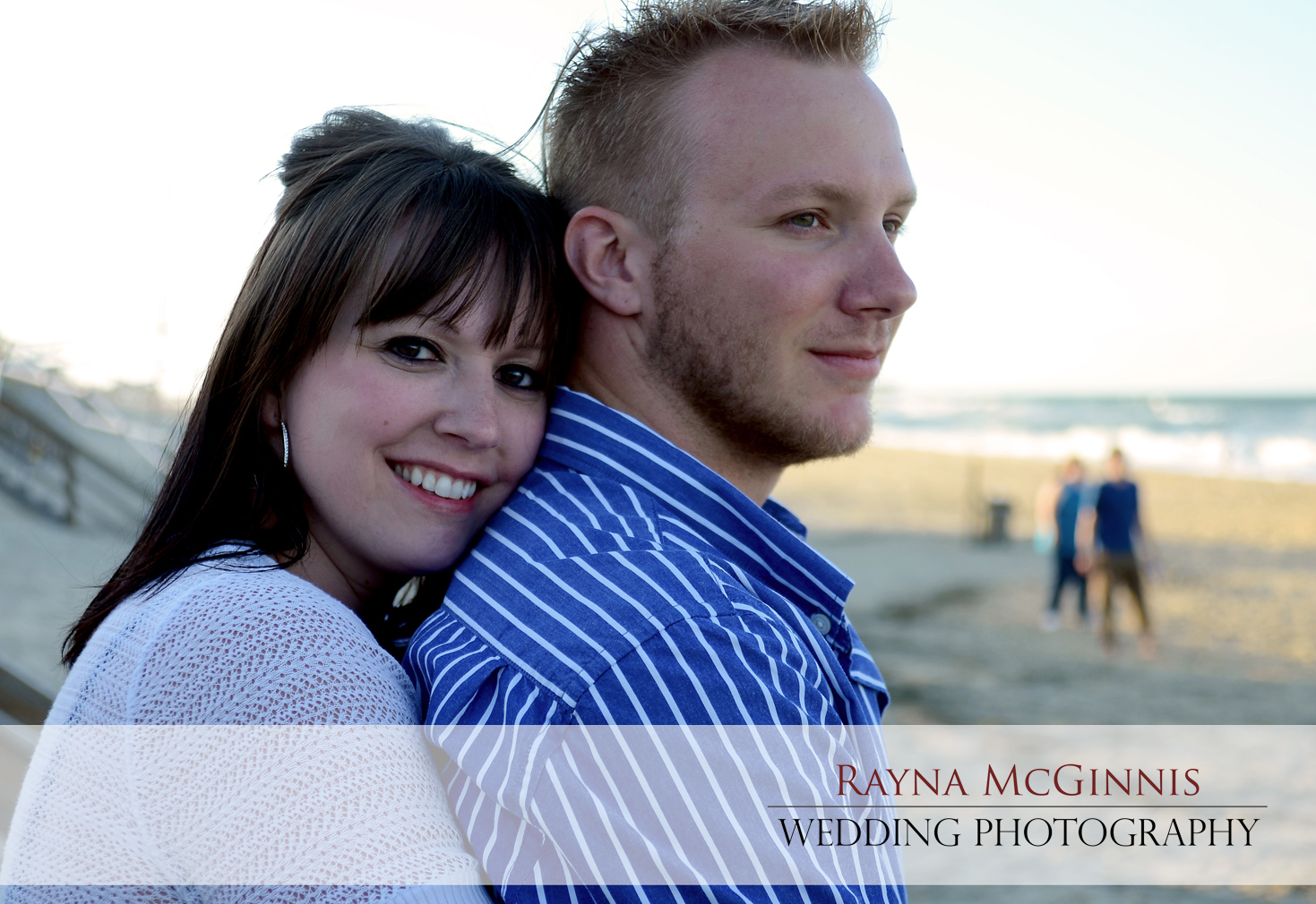 Outer Banks Beach Engagement Photography