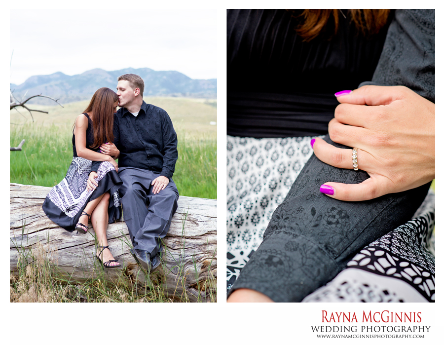 Chatfield State Park Engagement Session in Colorado