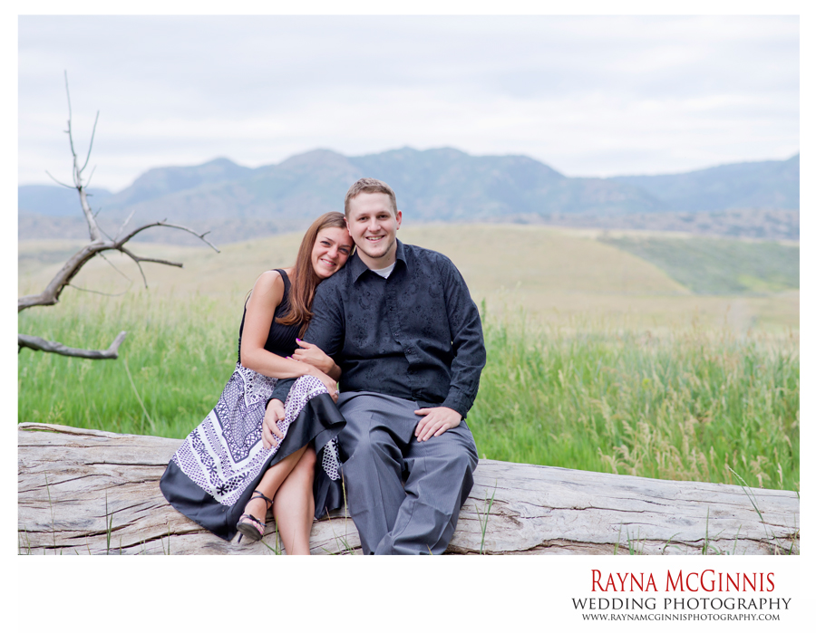 Engagement Session at chatfield State Park