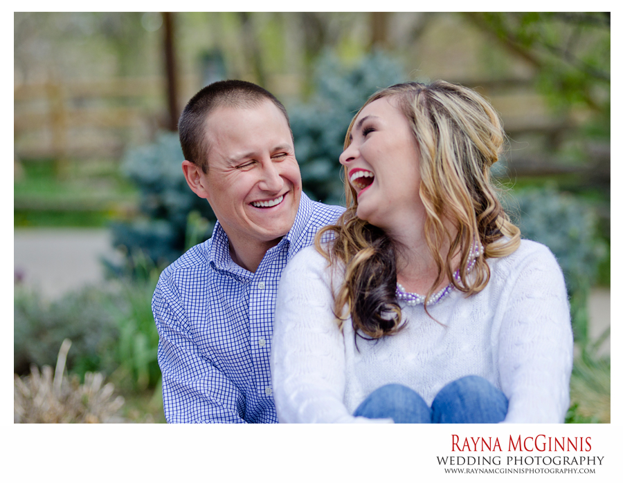 Clear Creek Engagement Session in Golden, Colorado