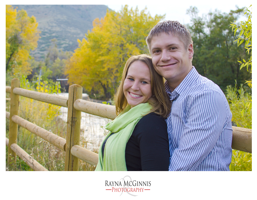 Golden Colorado Engagement Photography Session at the Clear Creek Trail