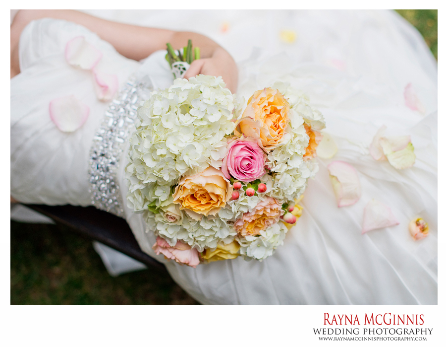 Wedding Bouquet by Bella Calla