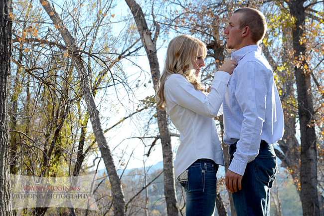 Engagement Photography by Rayna McGinnis