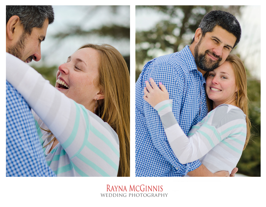 Engagement Pictures at the Lionsgate Dove House